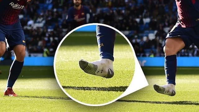 Meme Kado Natal Pesepakbola: Sepatu Baru untuk Messi, Bayi untuk Ronaldo