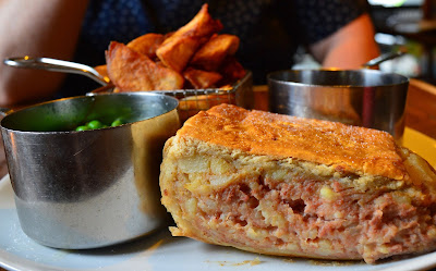 Overnight Stay at South Causey Inn | County Durham - Lunch menu