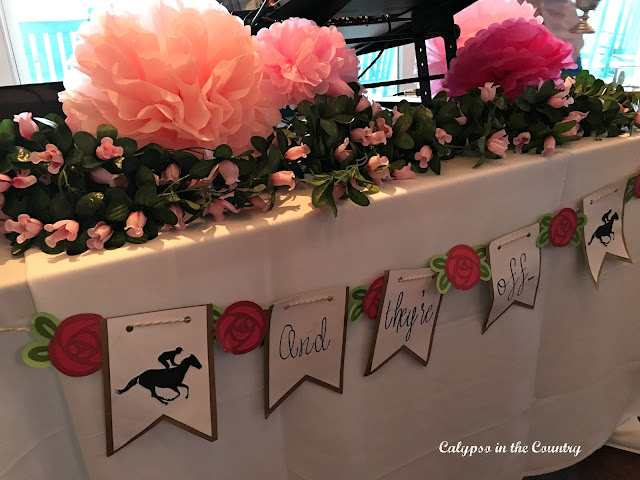 Kentucky Derby Banner
