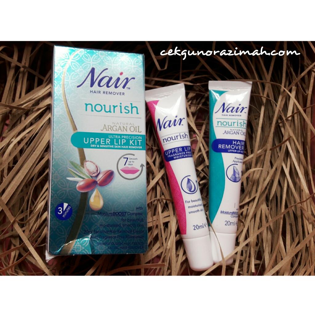 Nair Hair Removal, Tiada Lagi Pencukur  Cikgunorazimah-7744