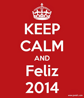 keep calm and feliz 2014