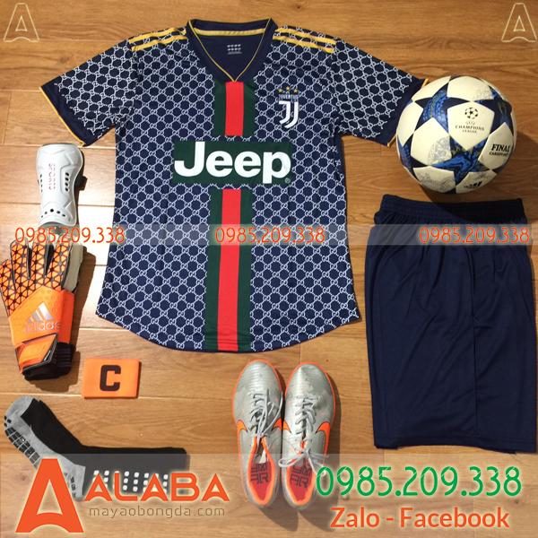 Áo CLB Juventus 2019 Training Màu Đen