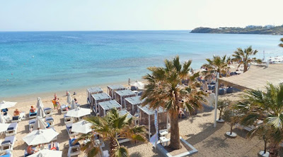 Tropicana Beach Mykonos