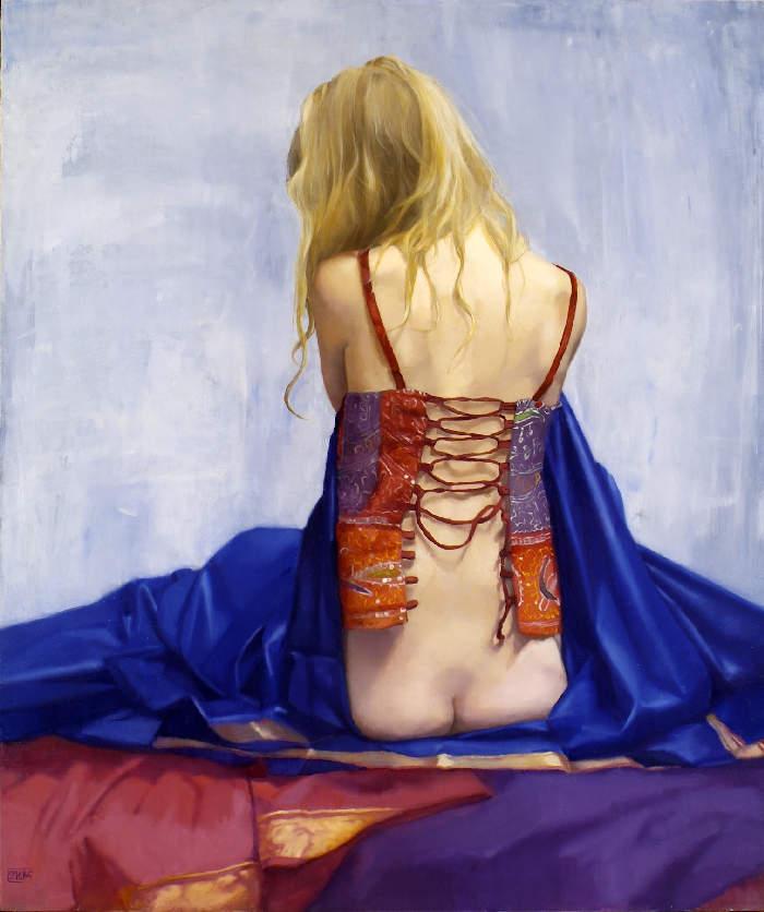 Sharon Sprung. Художница 23