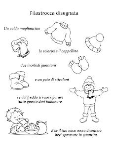 Top La maestra Linda : Inverno: Filastrocca disegnata GT79