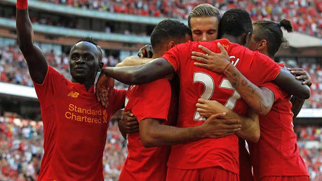[Video] Cuplikan Gol Liverpool 4-0 Barcelona (ICC)