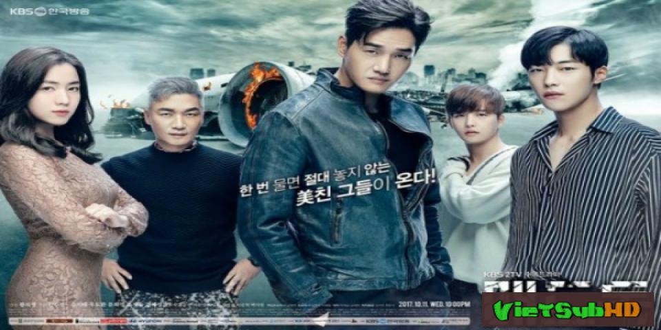 Phim Chó Điên Tập 16/16 VietSub HD | Mad Dog 2017