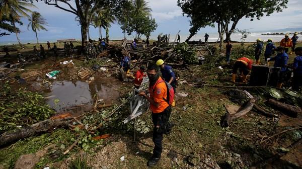 Tsunami Yang Kembali Menghantam Indonesia Dan Menyisakan Trauma Yang Amat Dalam