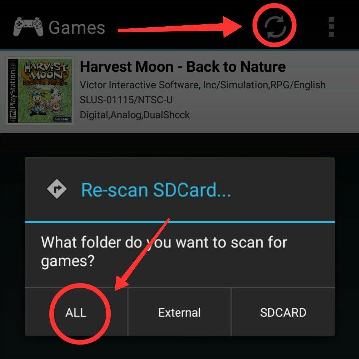 Rarlabs android emulator