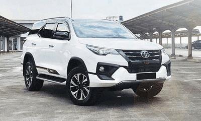 Harga Toyota Fortuner Terbaru 2018