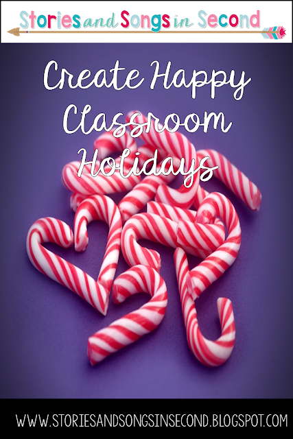 Bringing holiday traditions into your classroom is a great way to teach kindness and build classroom community!