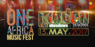 One Africa Music Fest Takes Over Wembley Arena On May 13!