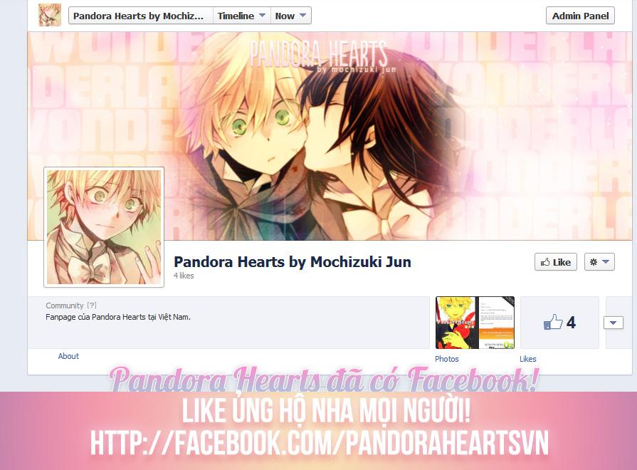 Pandora Hearts chương 080.5 - extra episode: it makes all kinds trang 2
