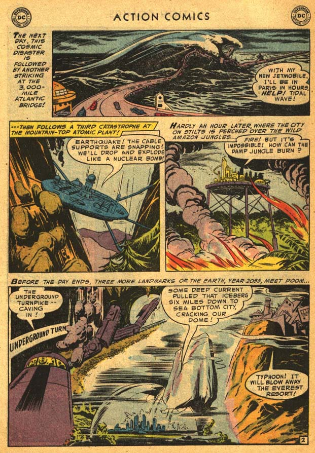Read online Action Comics (1938) comic -  Issue #210 - 30