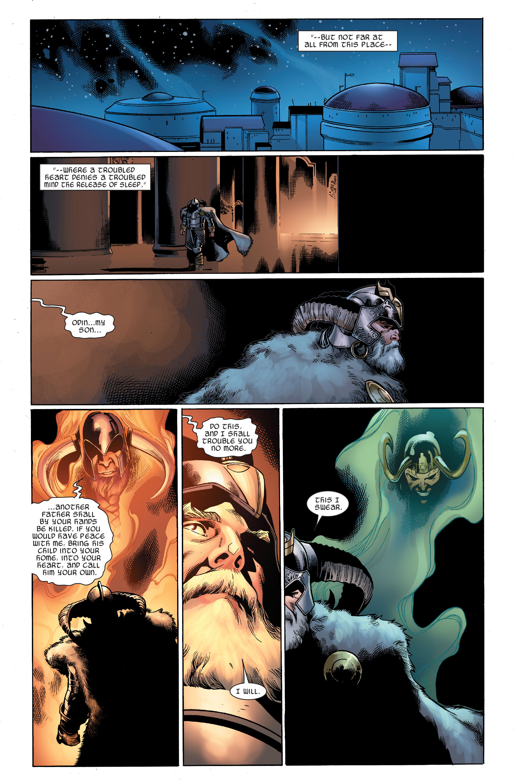 Thor (2007) Issue #12 #12 - English 12