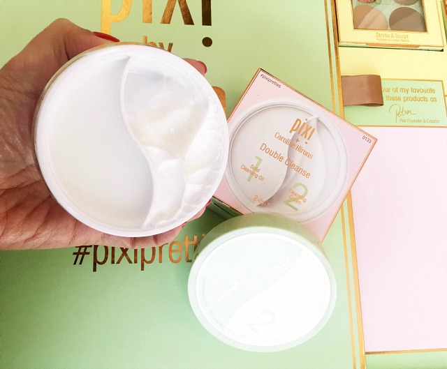 Pixi_pretties_influencers_beauty_blog_obeblog_caroline_hirons_double_cleanse_0 1