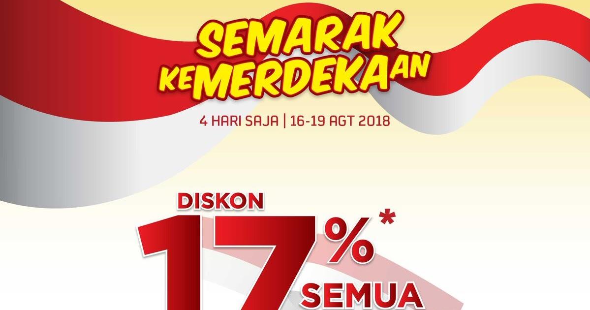 Acehardware Promo Diskon 17 Semarak Kemerdekaan S D 19 Agustus 2018 Promosi247 Tempatnya Info Promosi Diskon Terbaru