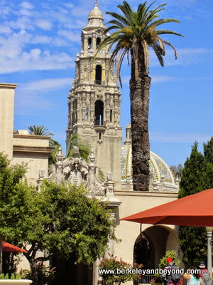 central Balboa Park in San Dieto, California