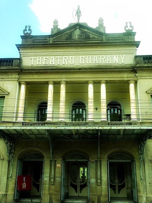 Cine Teatro Guarany, Pelotas