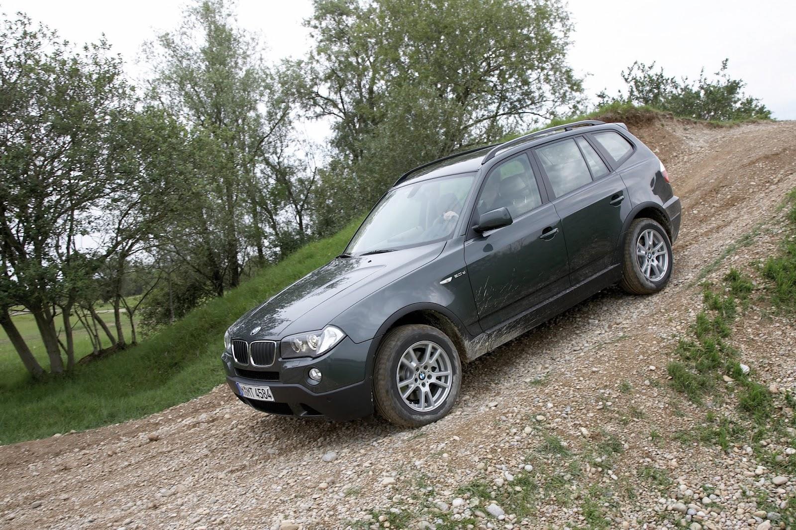 P0039675 30 χρόνια απο την πρώτη τετρακίνητη BMW