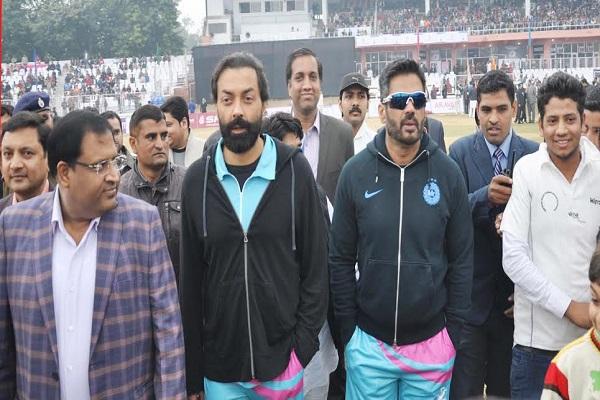 Faridabad Sps: 2 साल पहले हुई थी बड़ी नौटंकी, आज तक स्टेडियम में नहीं लगी एक भी ईंट
