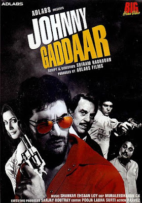 Johnny Gaddaar 2007 Hindi 480p HDRip 350MB