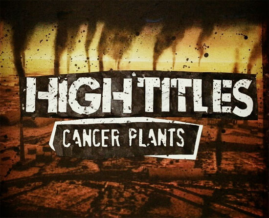 <center>High Titles stream new song 'Cancer Plants'</center>