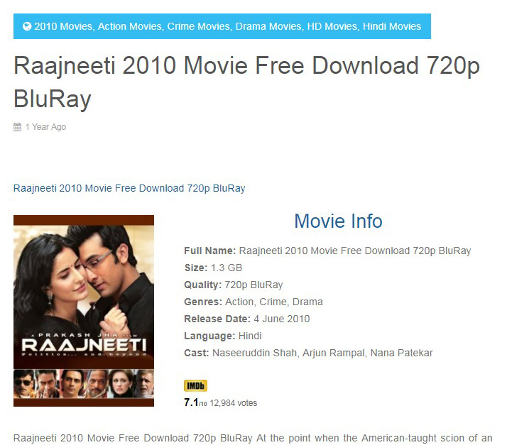 Raajneeti+2010+Movie+Free+Download+720p+