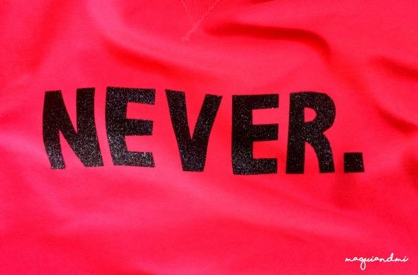 INSPIRACIÓN. Camisetas con mensajes.