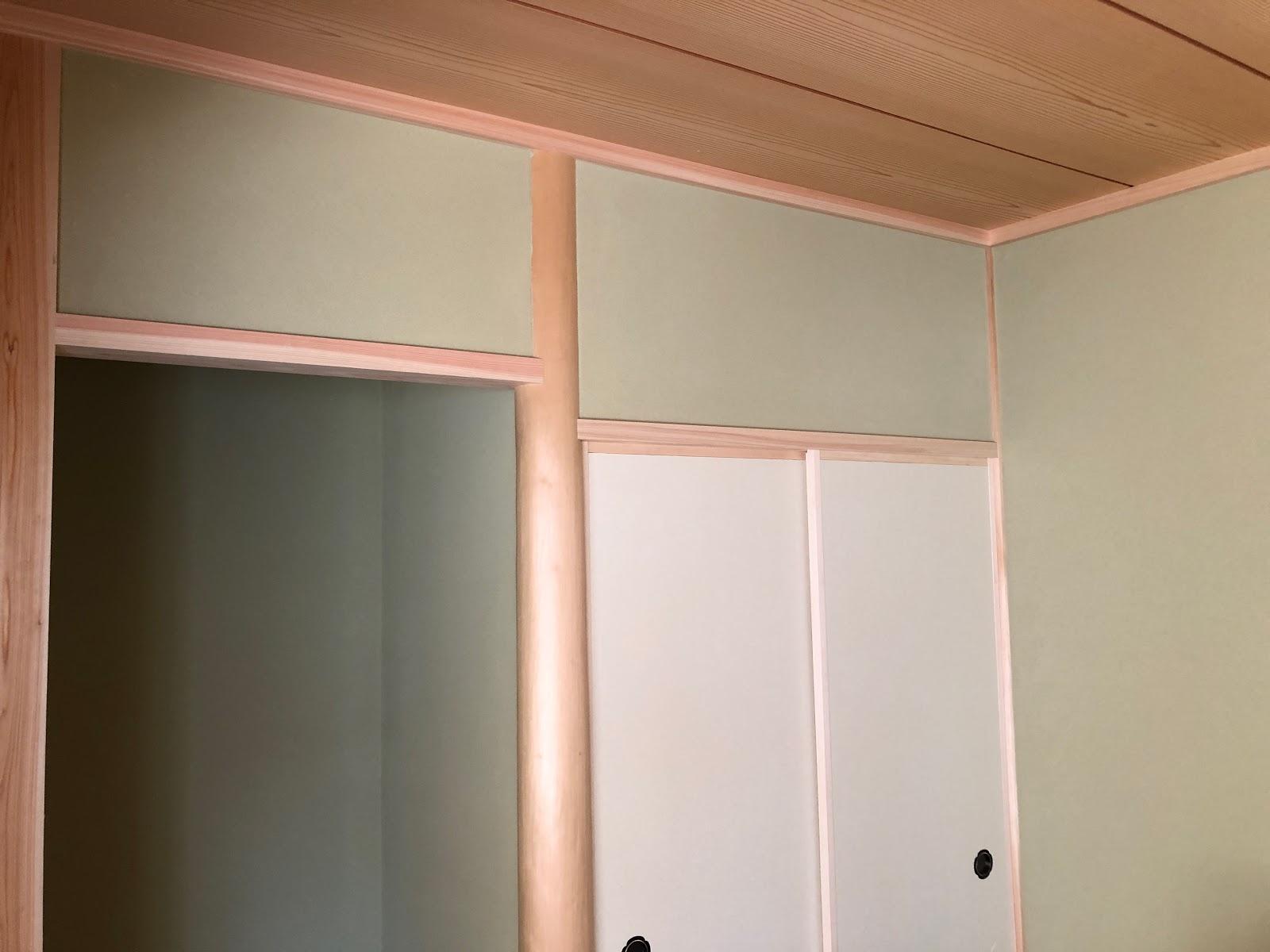 和風スタイル 家庭用エアコン1台で快適に暮らせる自然派住宅 三重県鈴鹿市みのやの家