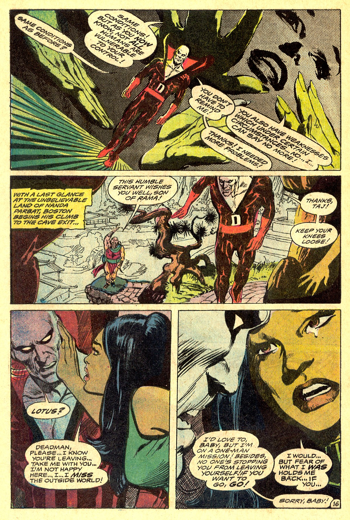 Strange Adventures (1950) issue 216 - Page 20