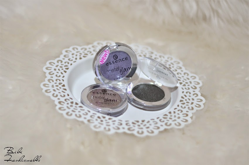 essence metal glam eyeshadow 20 21 22