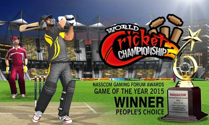 World Cricket Championship 2 MOD APK [Full Unlocked] v2 0 5