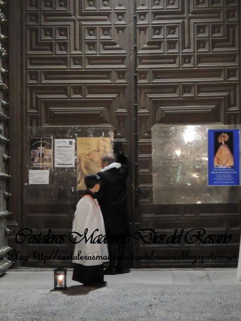 Santo Sepulcro Valdepeñas, El Señor vive entre nosotros
