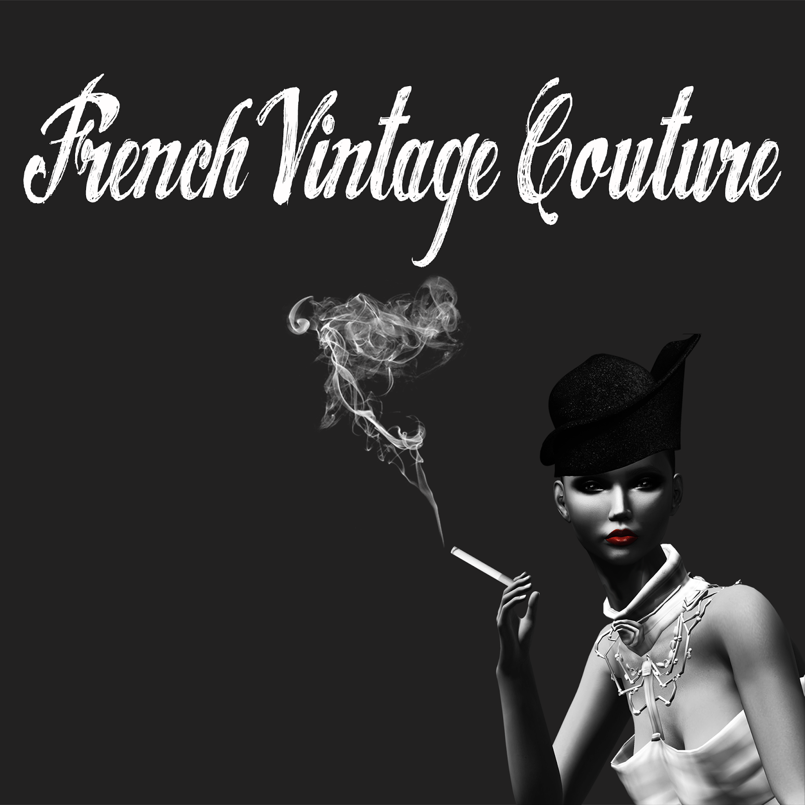 French Vintage Couture