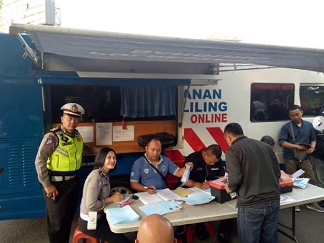 Jadwal SIM Keliling Polrestabes Bandung Bulan Desember 2018