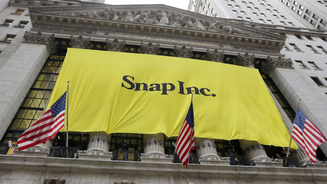 Snapchat growth slowed 82% after Instagram Stories launched