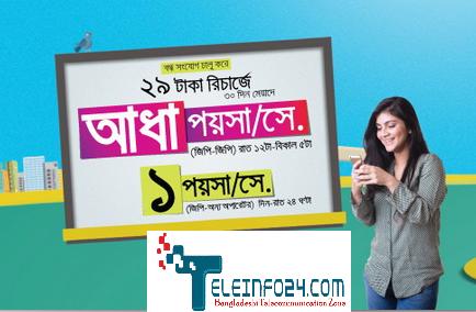gp bondho sim offer 2014 surprise on return 29 tk recharge offer
