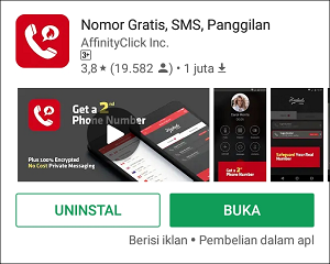 Cara Kirim SMS Tanpa Terlihat Nomor Pengirim di Android