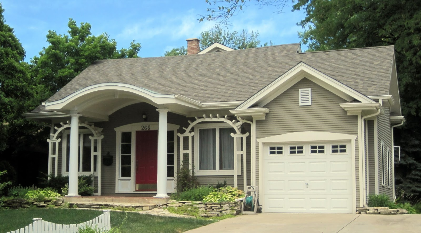 Sears House Garage Addition: Sears Homes Of Chicagoland