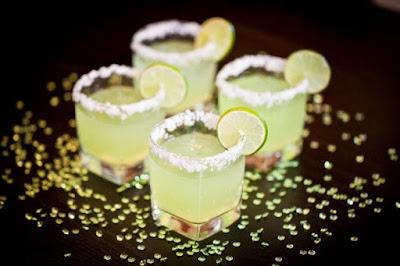 Sparkling Lemon Lime Margarita Recipe