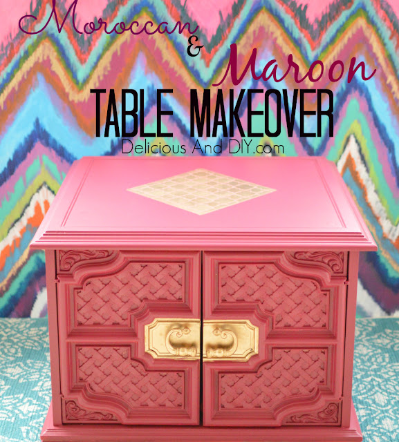 moroccan-and-maroon-table-makeover