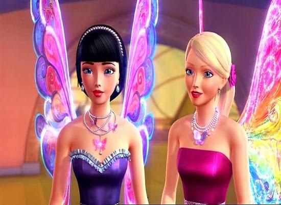 Regarder barbie mariposa et le royaume des f es 2013 - Barbie les trois mousquetaires ...