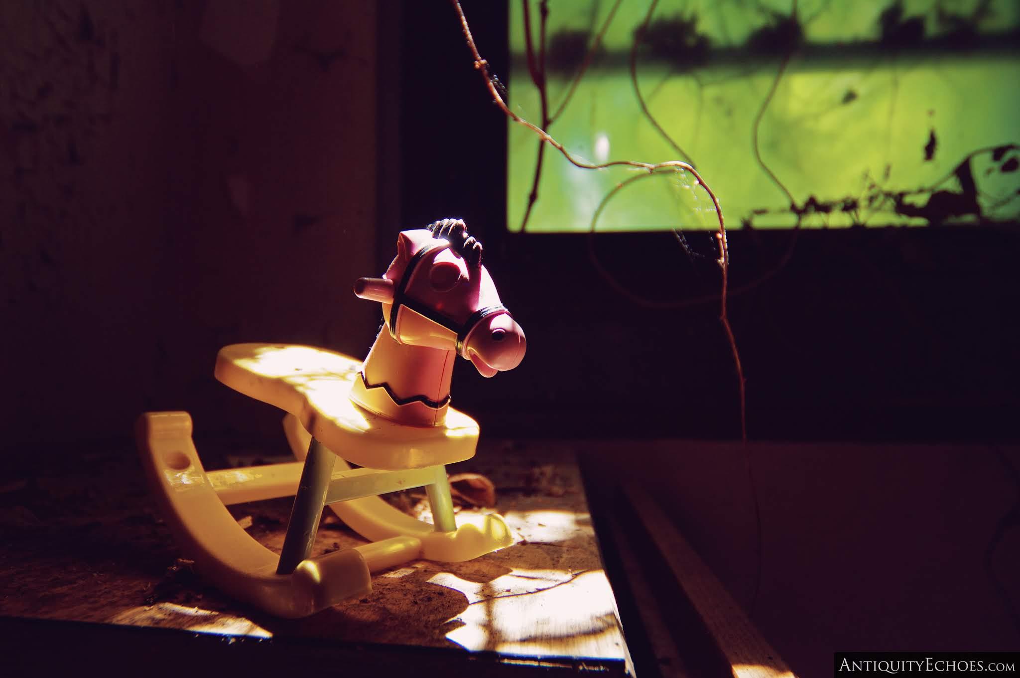 Overbrook Asylum - A Forgotten Toy