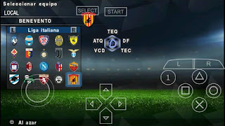 PES 2018 Chelito v3 By Tutoriales Bendezu ISO PSP Android