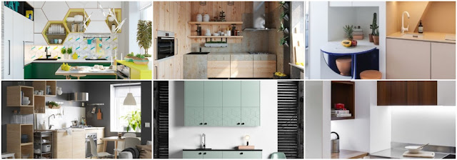 20 Very Creative Modern Kitchen Decorations For Small Spaces