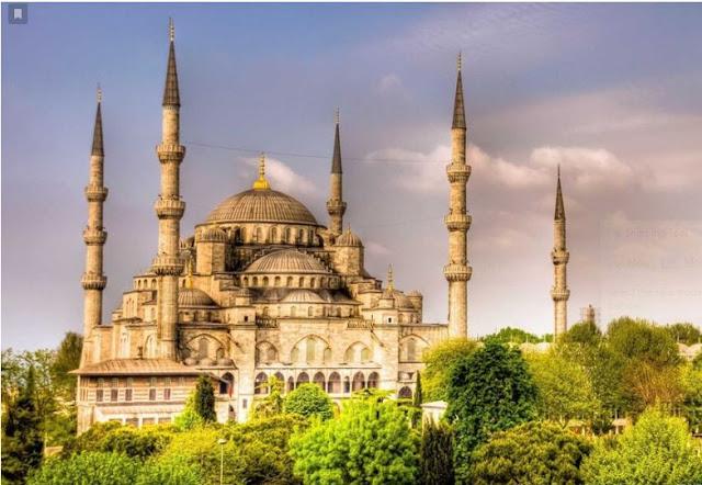 خلفيات مسجد