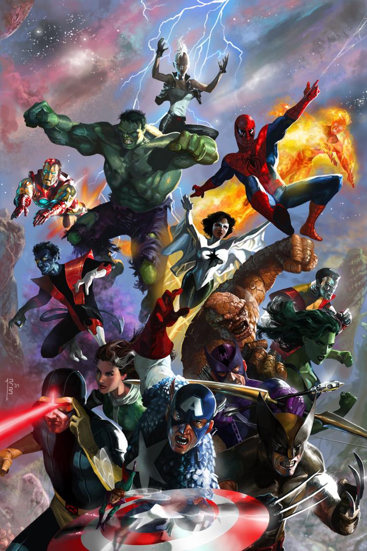 Secret War Marvel 4