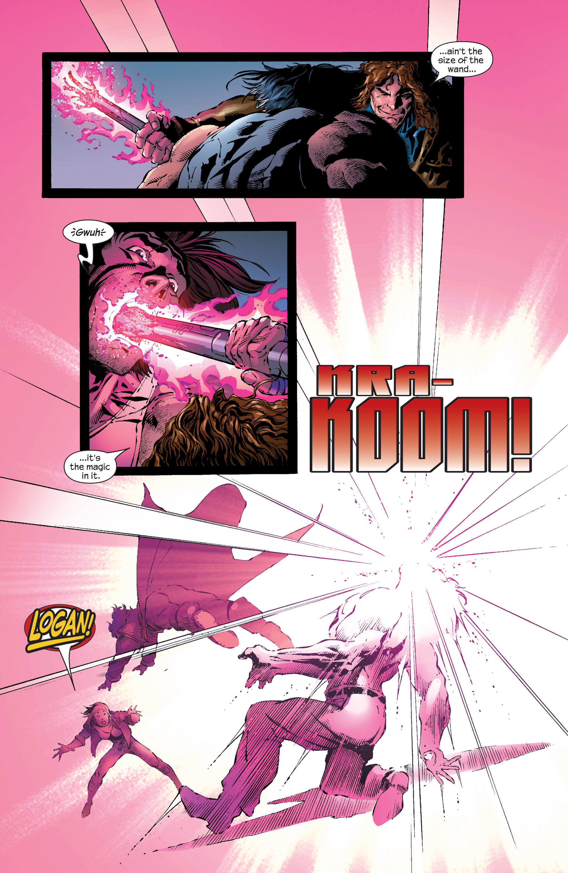 Read online Ultimate X-Men comic -  Issue #50 - 23