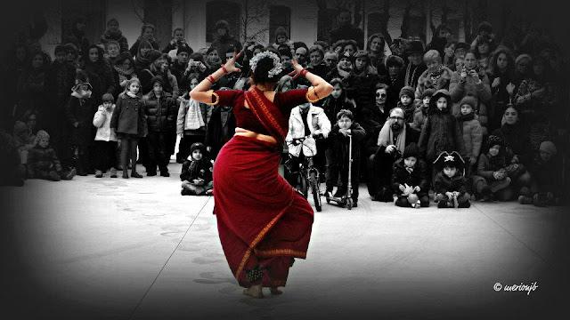 danza indiana bharata natyam corso roma odissi